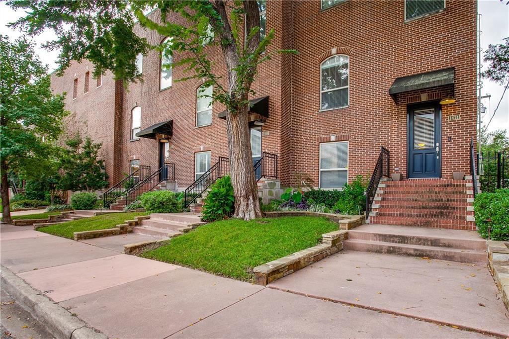 Sold Property | 1411 Villars Street Dallas, Texas 75204 0