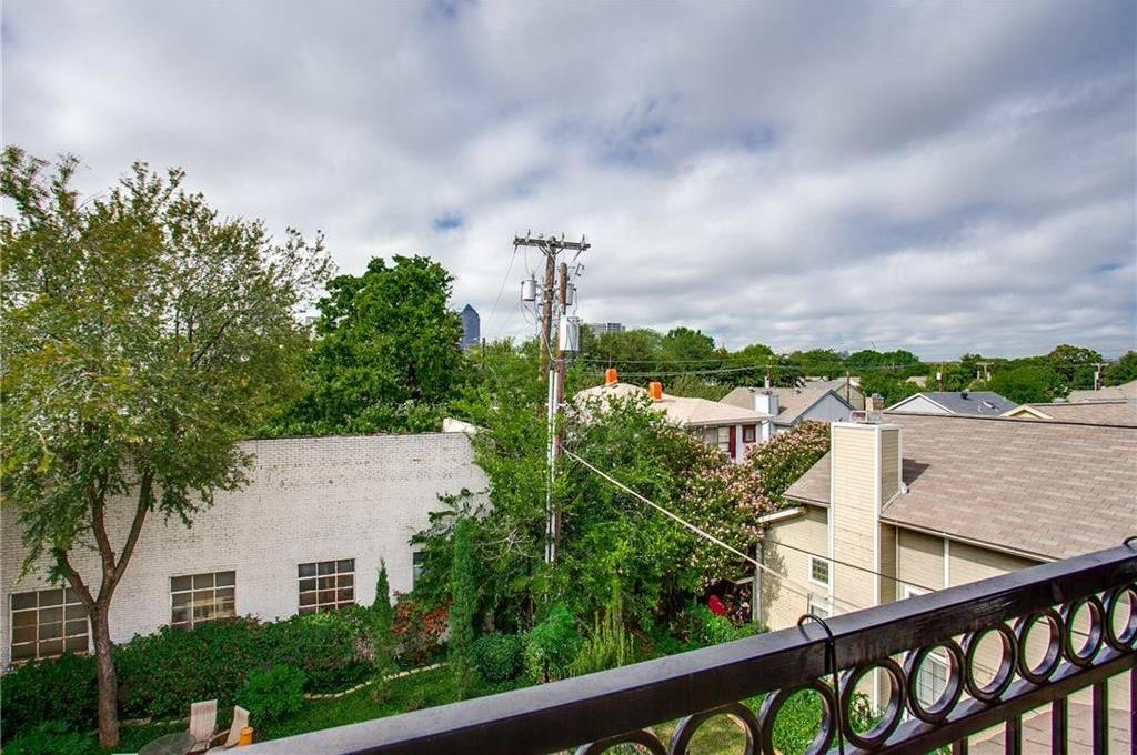 Sold Property | 1411 Villars Street Dallas, Texas 75204 26