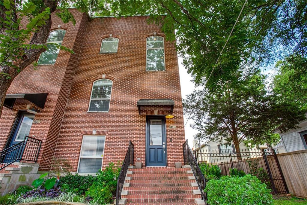 Sold Property | 1411 Villars Street Dallas, Texas 75204 31