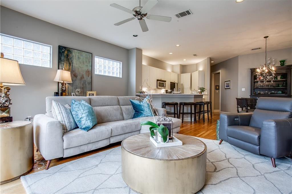 Sold Property | 1411 Villars Street Dallas, Texas 75204 6