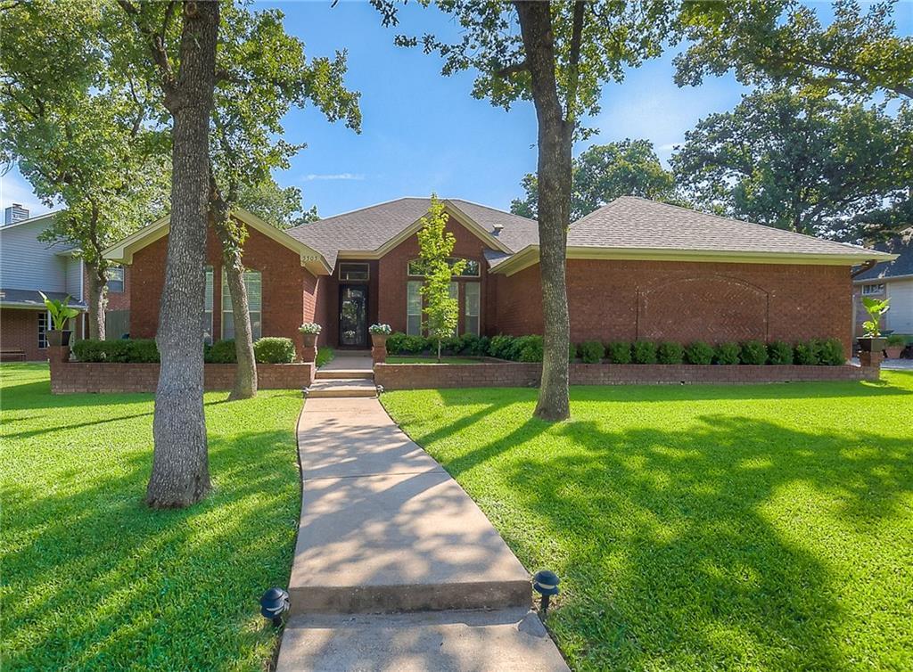 Sold Property | 5505 Eagle Rock Road Arlington, Texas 76017 0