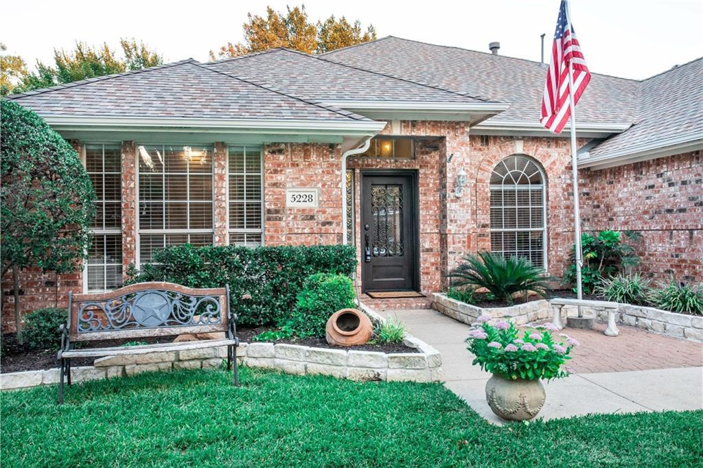 flower mound home for sale pool | 5228 Timber Park Drive Flower Mound, Texas 75028 2