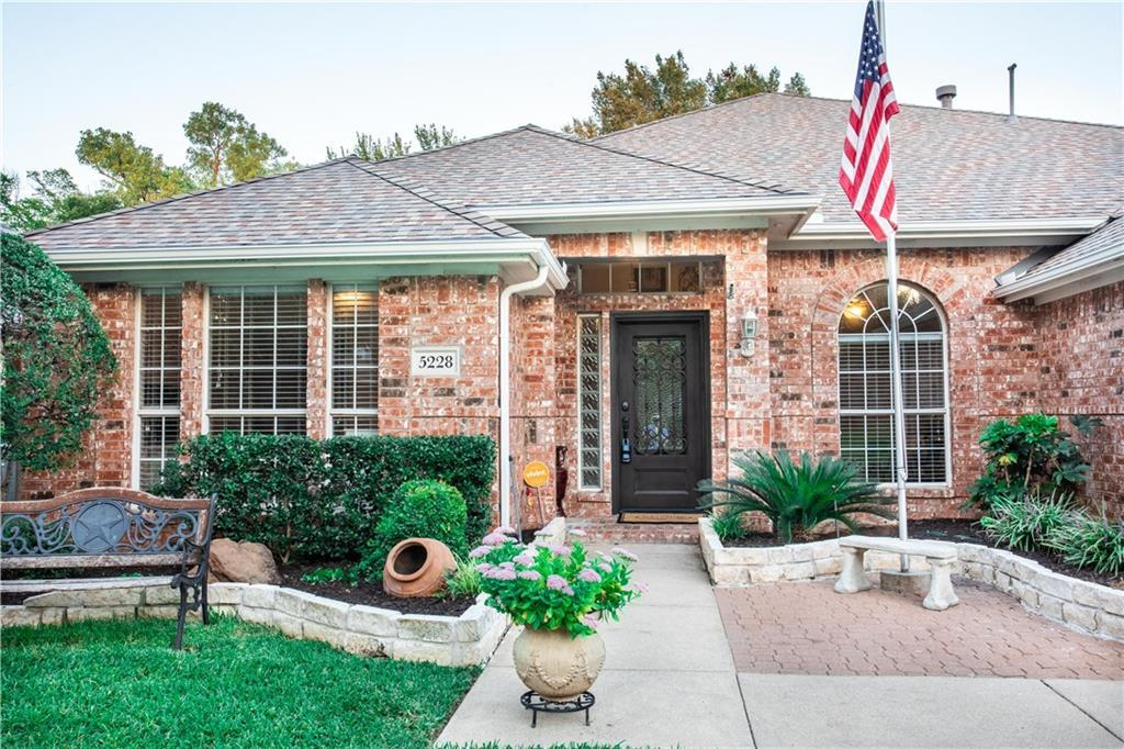 flower mound home for sale pool | 5228 Timber Park Drive Flower Mound, Texas 75028 3