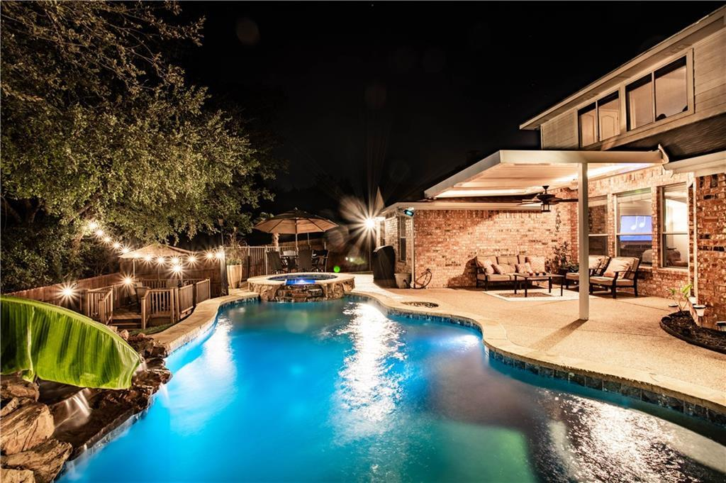 flower mound home for sale pool | 5228 Timber Park Drive Flower Mound, Texas 75028 27