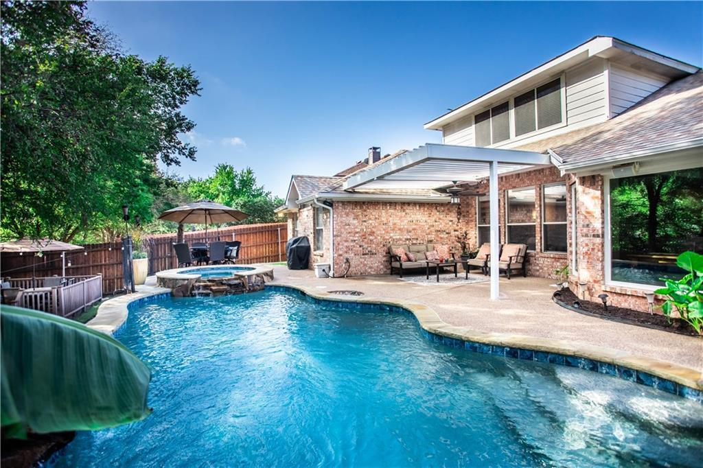 flower mound home for sale pool | 5228 Timber Park Drive Flower Mound, Texas 75028 28