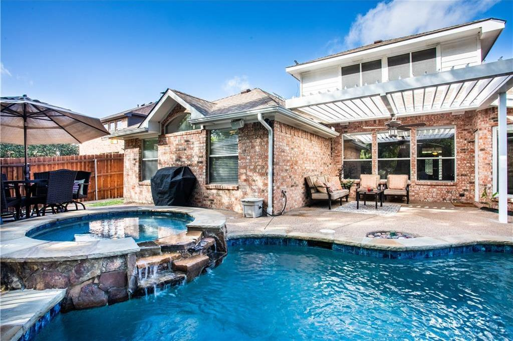 flower mound home for sale pool | 5228 Timber Park Drive Flower Mound, Texas 75028 29