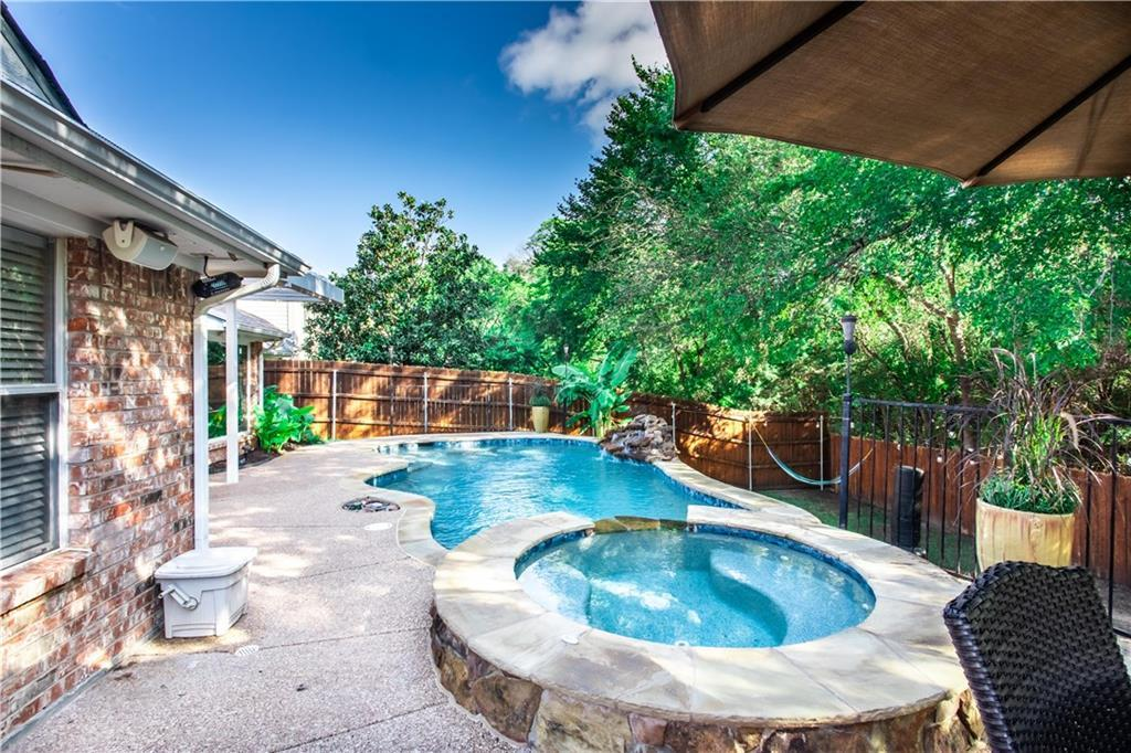 flower mound home for sale pool | 5228 Timber Park Drive Flower Mound, Texas 75028 31
