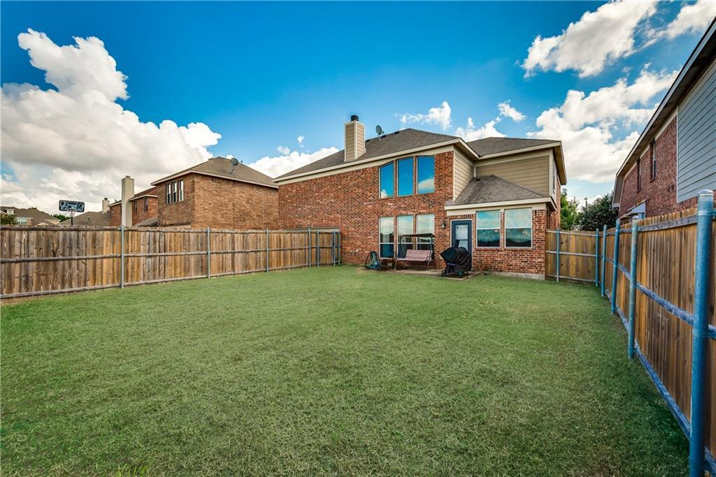 Custom Home Lancaster   1815 Olympus Drive Lancaster, Texas 75134 36