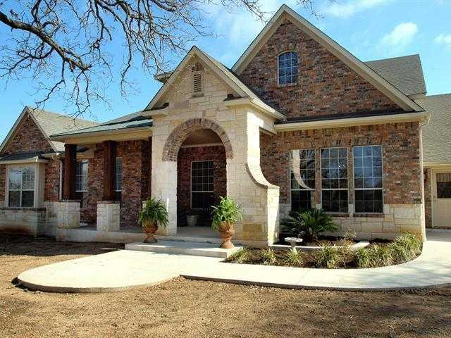 Sold Property   201 West TRL Spicewood, TX 78669 0