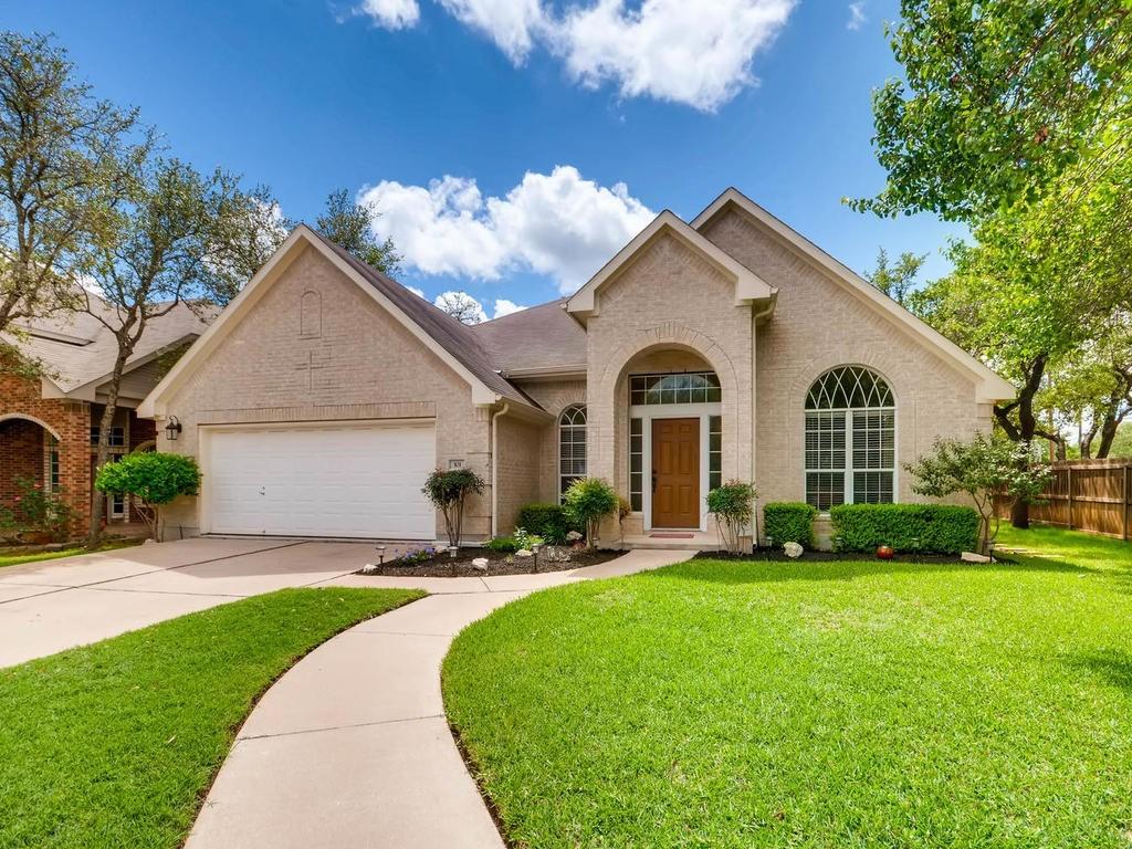 Sold Property   101 Derek Drive Cedar Park, TX 78613 1