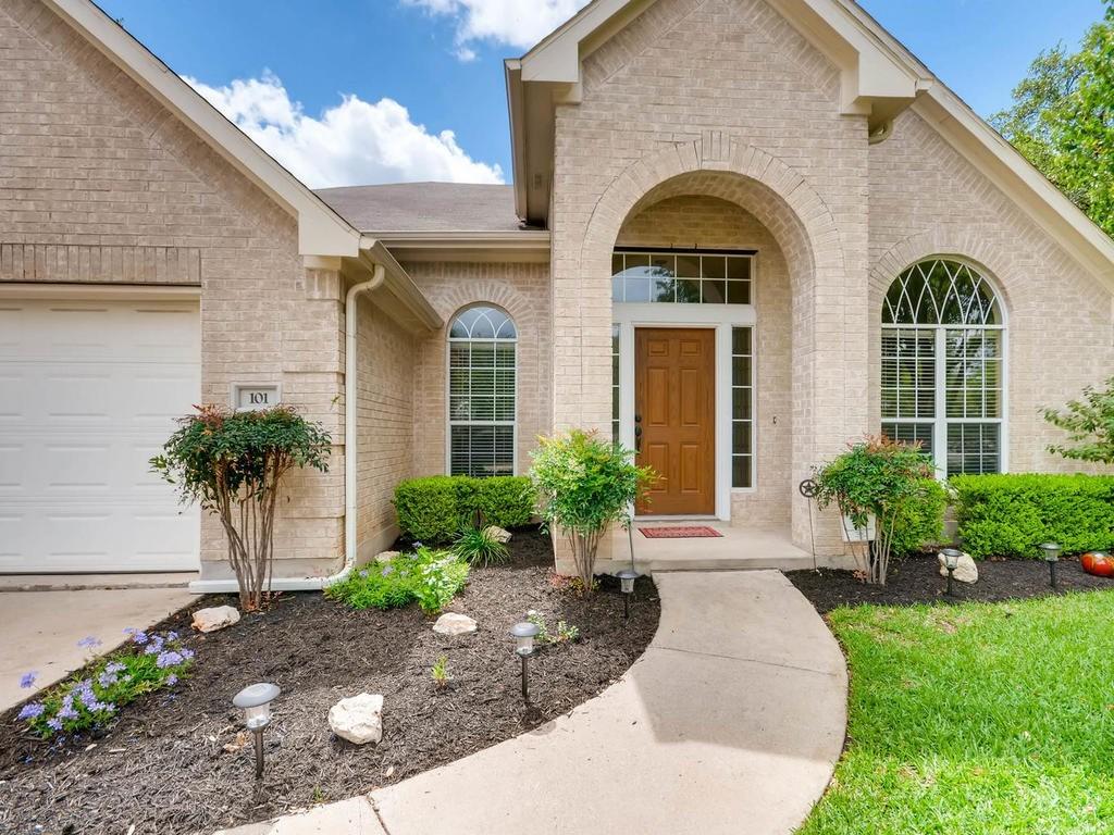 Sold Property   101 Derek Drive Cedar Park, TX 78613 2