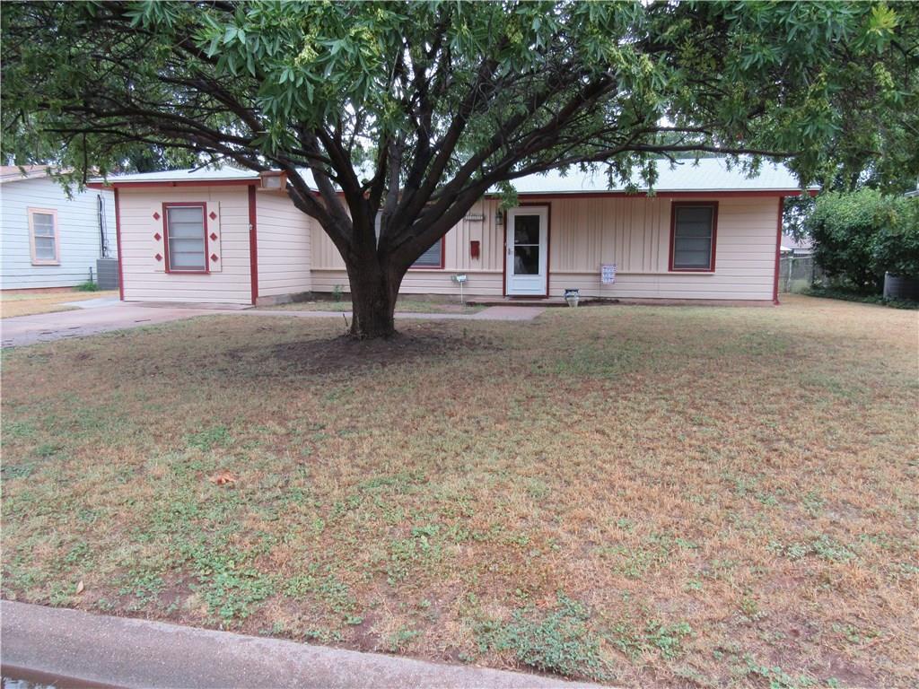 Sold Property | 1181 Yorktown Drive Abilene, Texas 79603 2