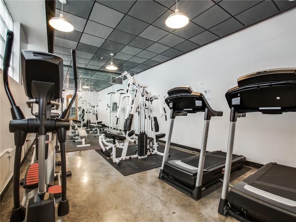 Sold Property | 2502 Live Oak Street #219 Dallas, Texas 75204 22