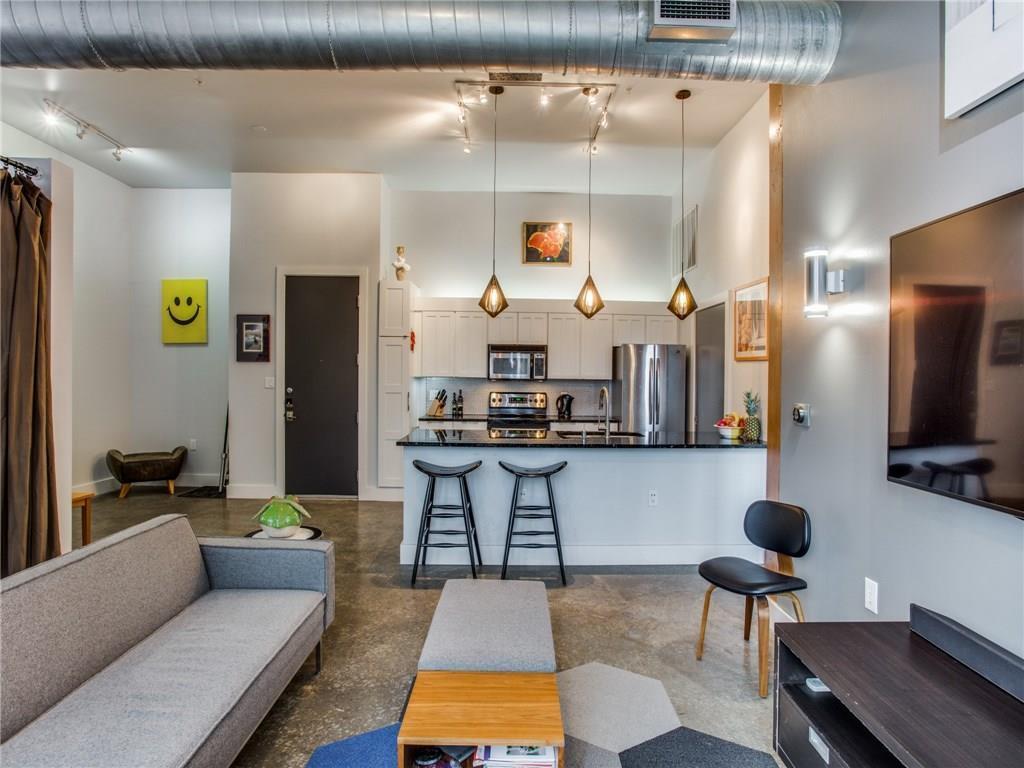 Sold Property | 2502 Live Oak Street #219 Dallas, Texas 75204 3