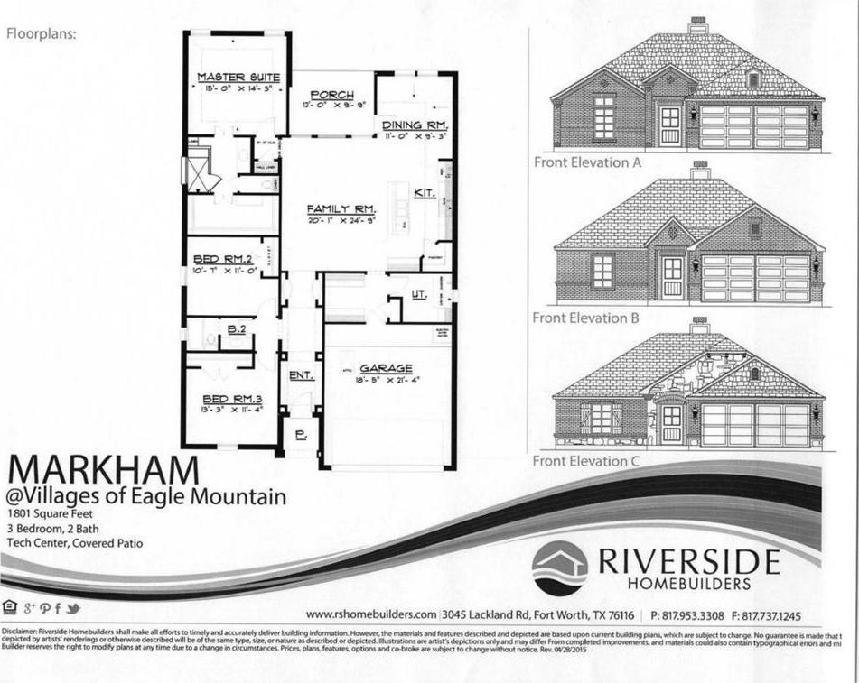 Sold Property | 7101 Mohegan Drive Fort Worth, Texas 76179 34