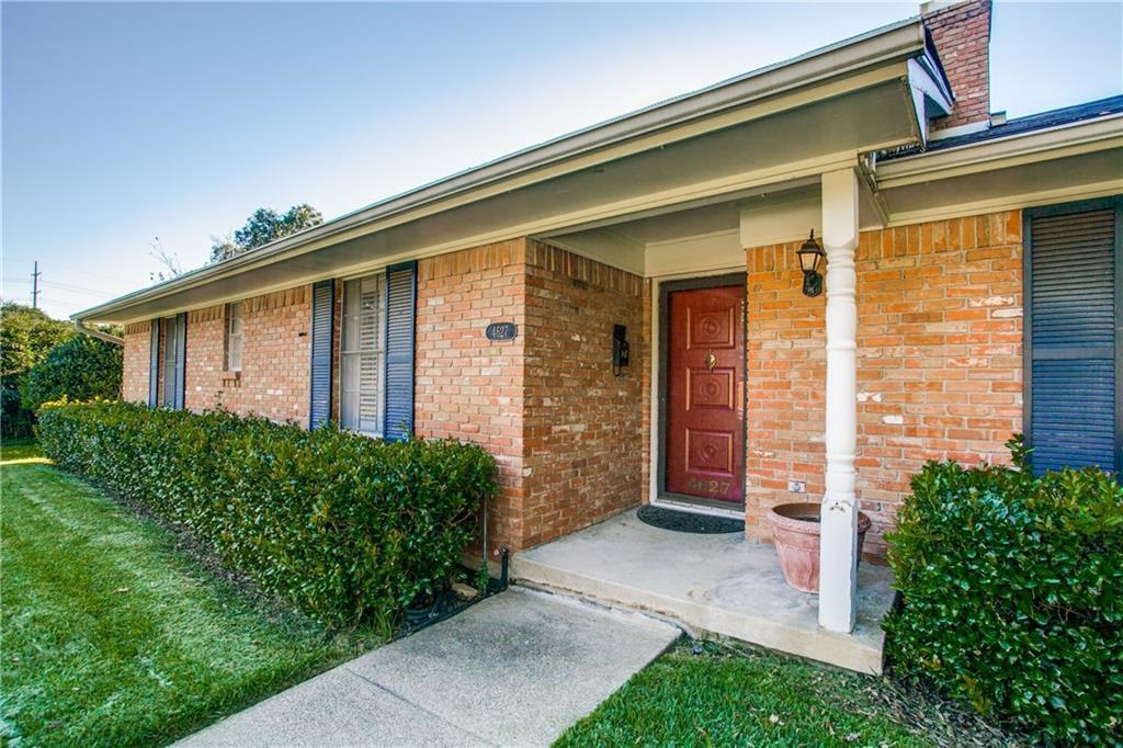Sold Property | 4627 Creighton Drive Dallas, Texas 75214 1
