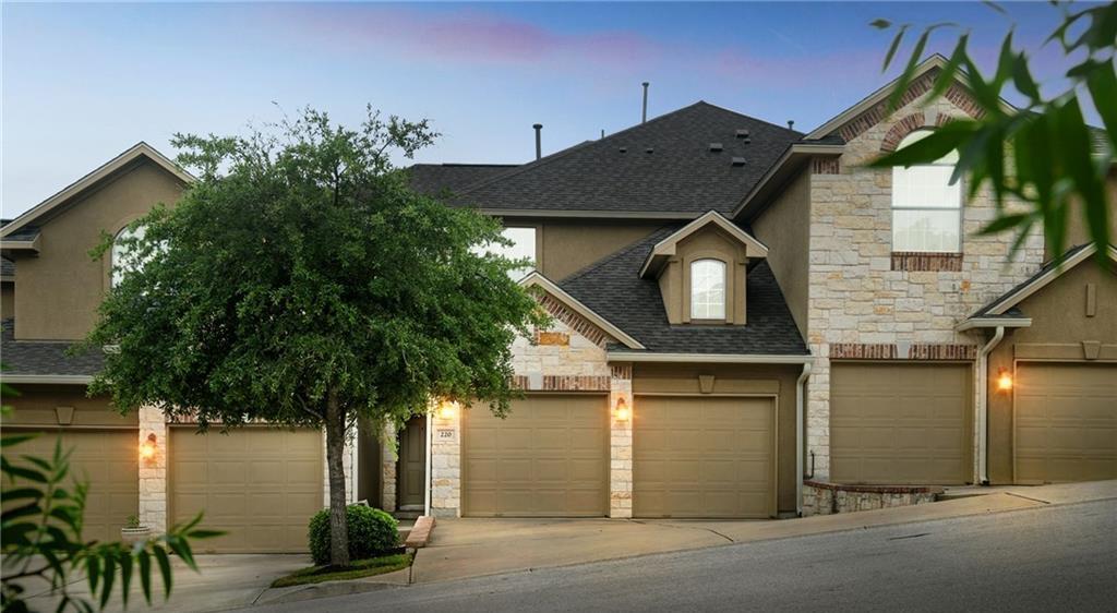 Sold Property | 220 Sunrise Ridge CV #1802 Austin, TX 78738 1