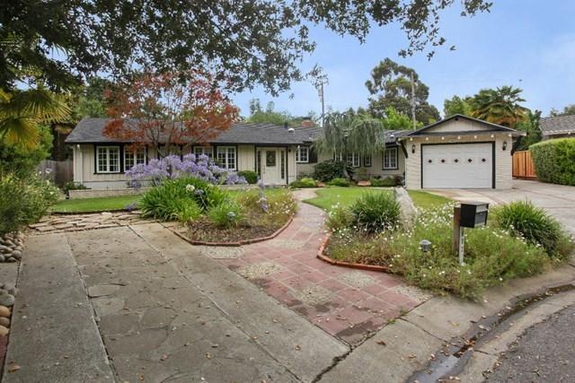 Off Market   1892 Middleton Avenue Los Altos, CA 94024 1