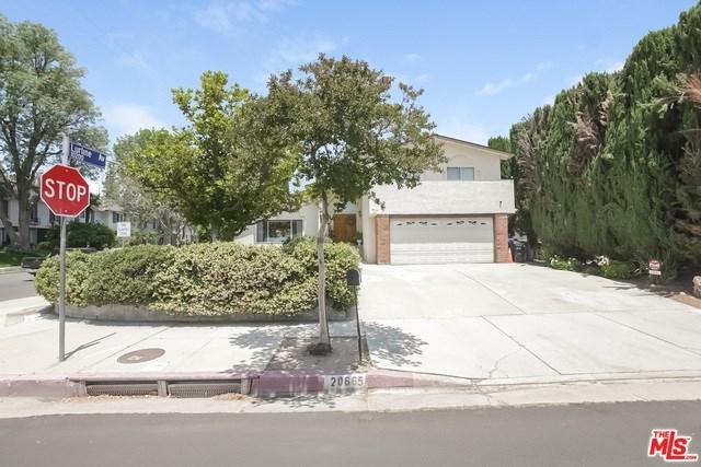 Closed | 20665 TUBA  Street Chatsworth, CA 91311 0