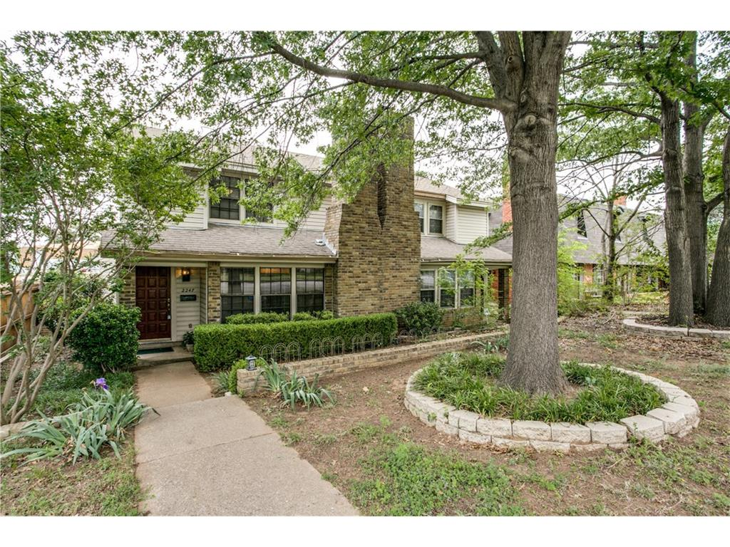 Sold Property | 2247 Spanish Trail Arlington, Texas 76013 0