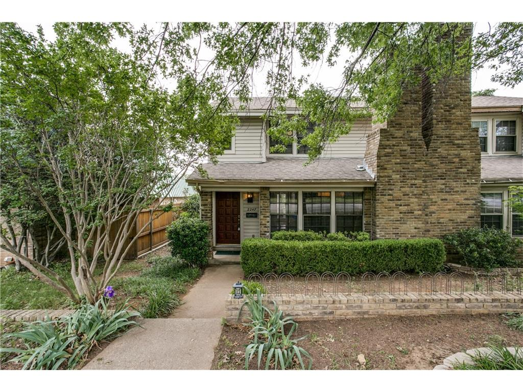 Sold Property | 2247 Spanish Trail Arlington, Texas 76013 1