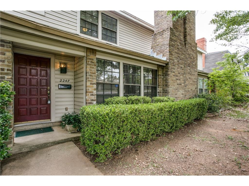 Sold Property | 2247 Spanish Trail Arlington, Texas 76013 2
