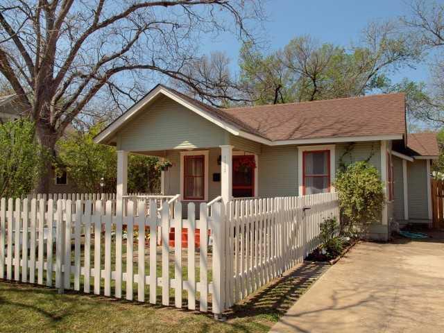 Sold Property | 4312 Avenue G  Austin, TX 78751 0