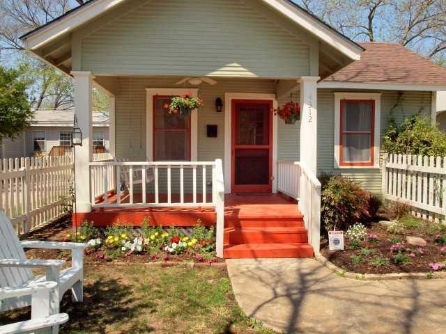 Sold Property | 4312 Avenue G  Austin, TX 78751 1