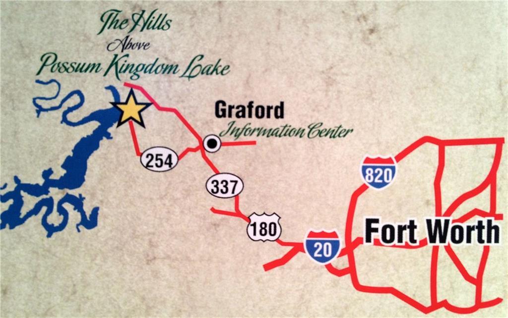 Active | Lt 184 PK Boulevard Possum Kingdom Lake, TX 76449 3