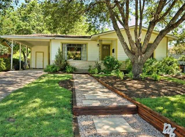 Sold Property | 1206 Aggie Lane Austin, TX 78757 0