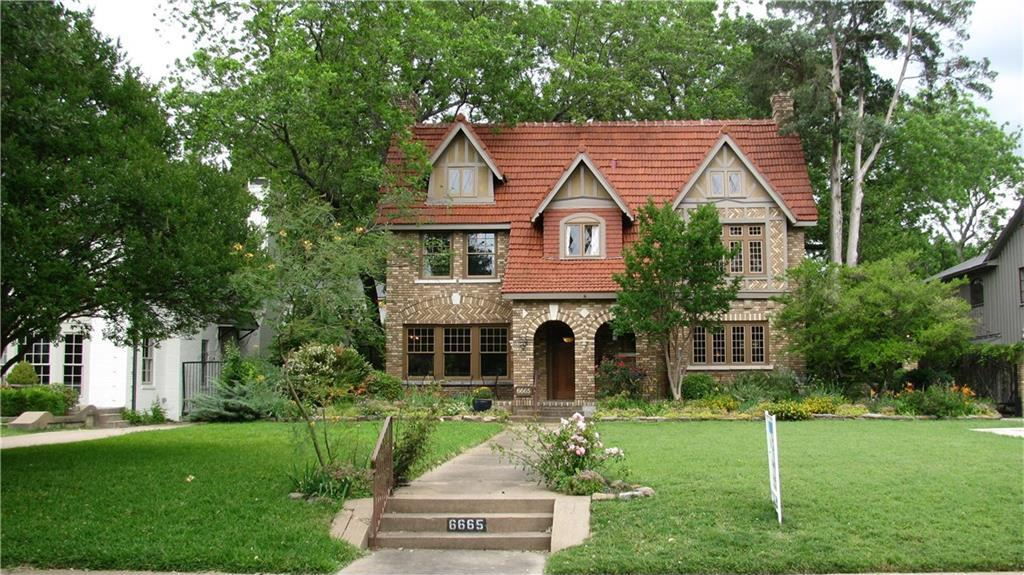 Sold Property | 6665 Avalon Avenue Dallas, Texas 75214 0