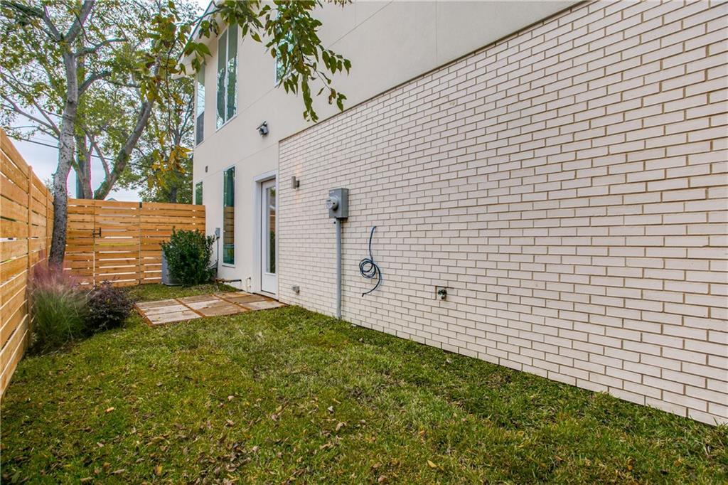 Sold Property | 4711 Live Oak Street #4 Dallas, Texas 75204 29