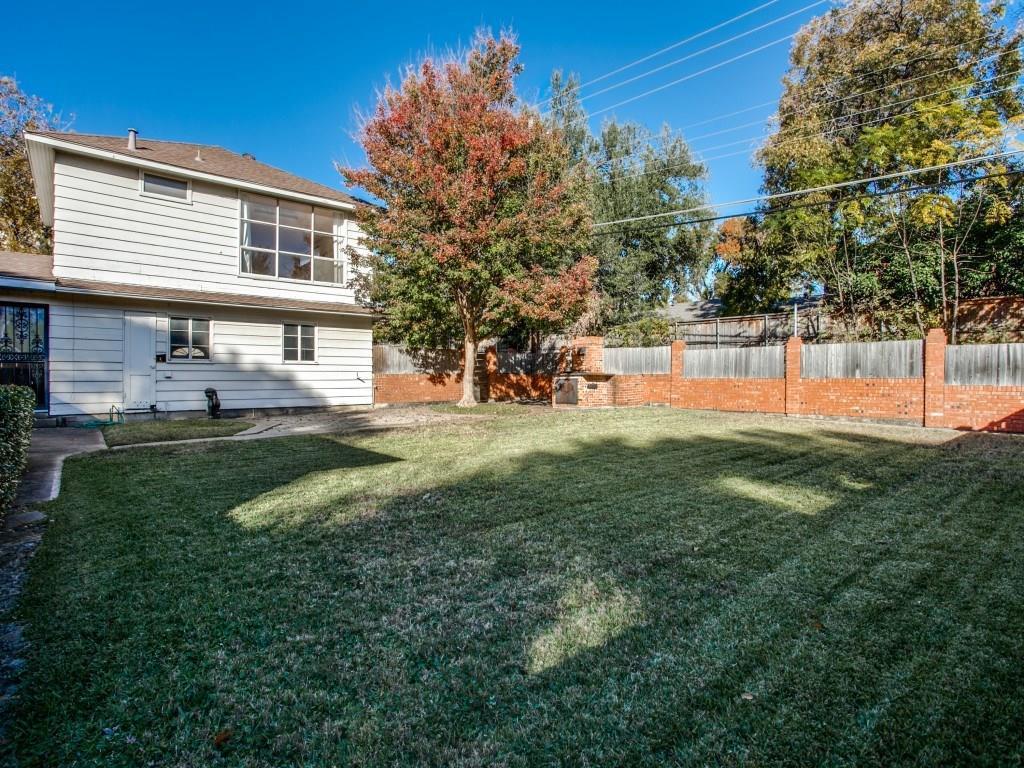 Sold Property   6615 Bob O Link Drive Dallas, Texas 75214 26