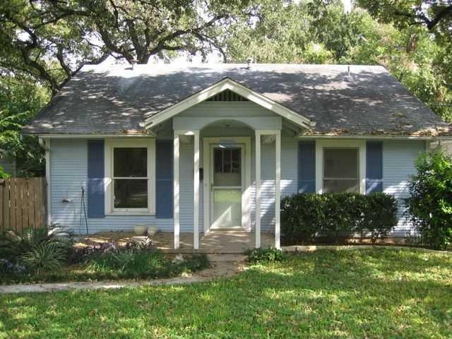 Sold Property | 3111 Robinson AVE Austin, TX 78722 0