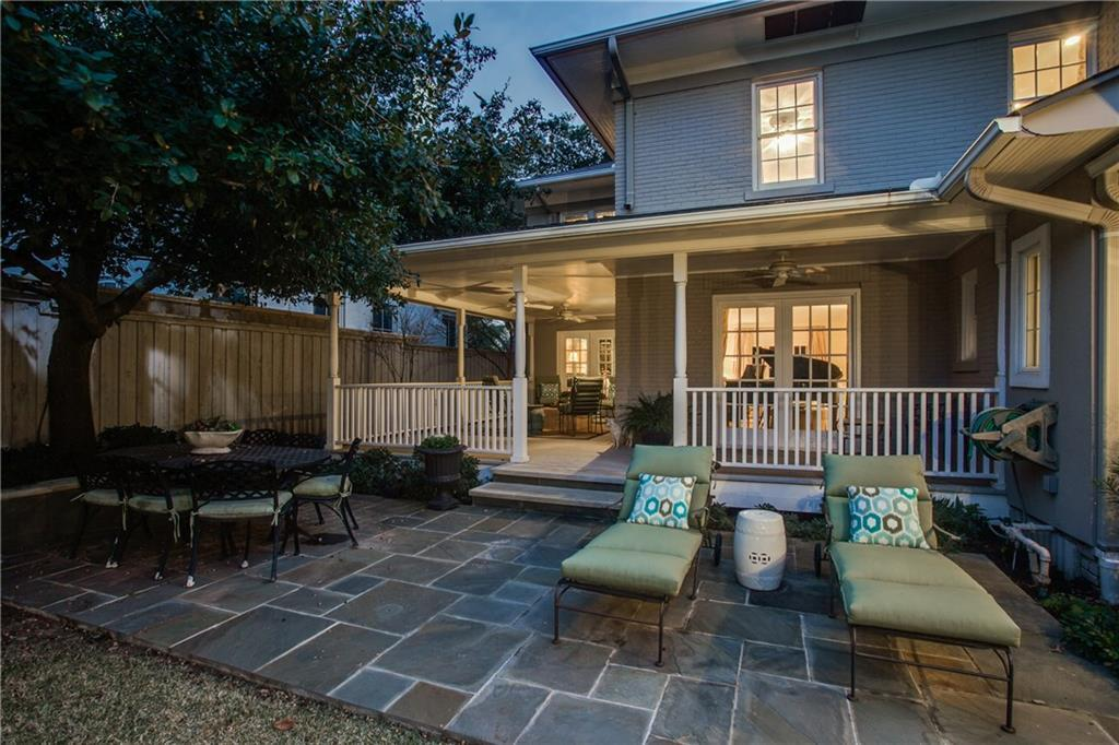 Sold Property | 3652 Maplewood Avenue Highland Park, TX 75205 29