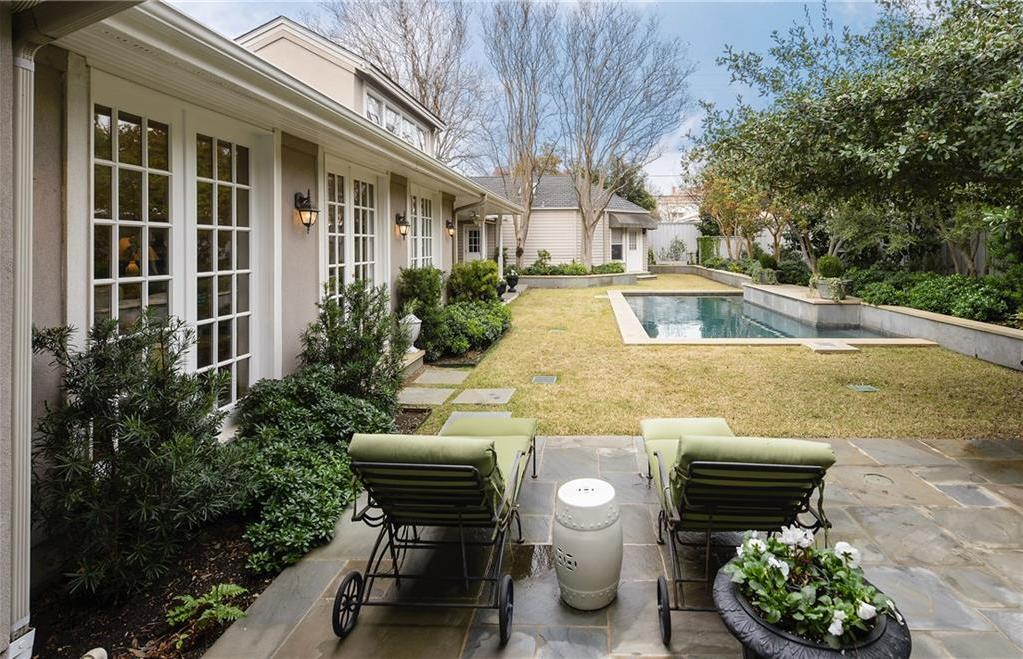 Sold Property | 3652 Maplewood Avenue Highland Park, TX 75205 30