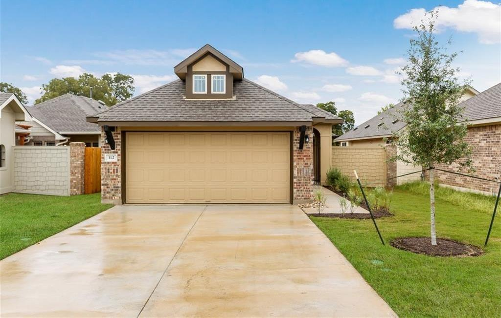 Sold Property | 112 Trailstone Drive Bastrop, TX 78602 0