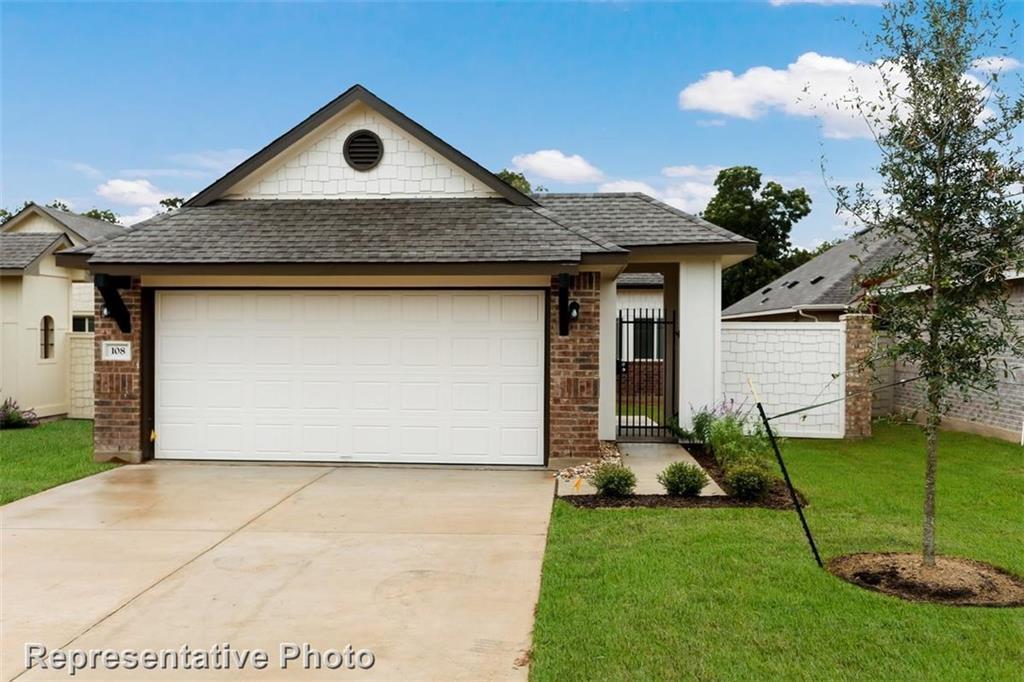Sold Property   108 Trailstone Drive Bastrop, TX 78602 0