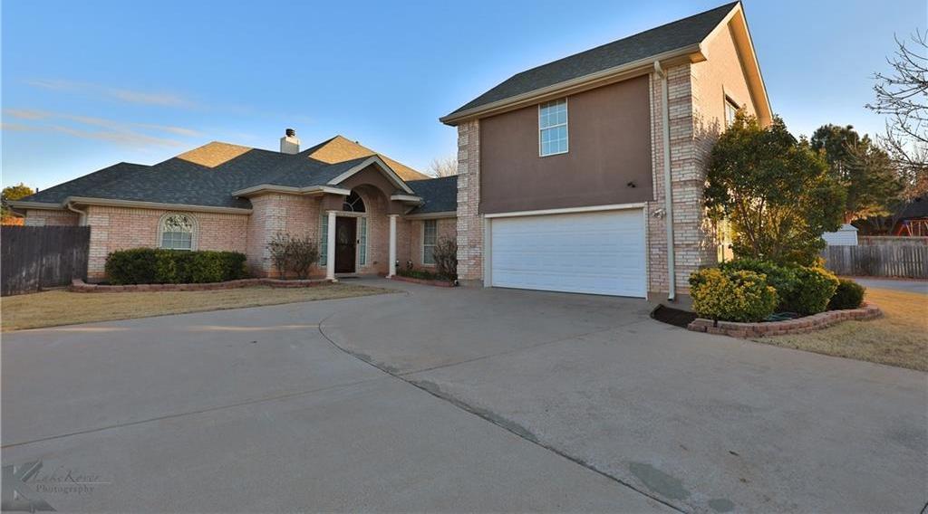 Sold Property | 4001 Cougar Way Abilene, Texas 79606 0