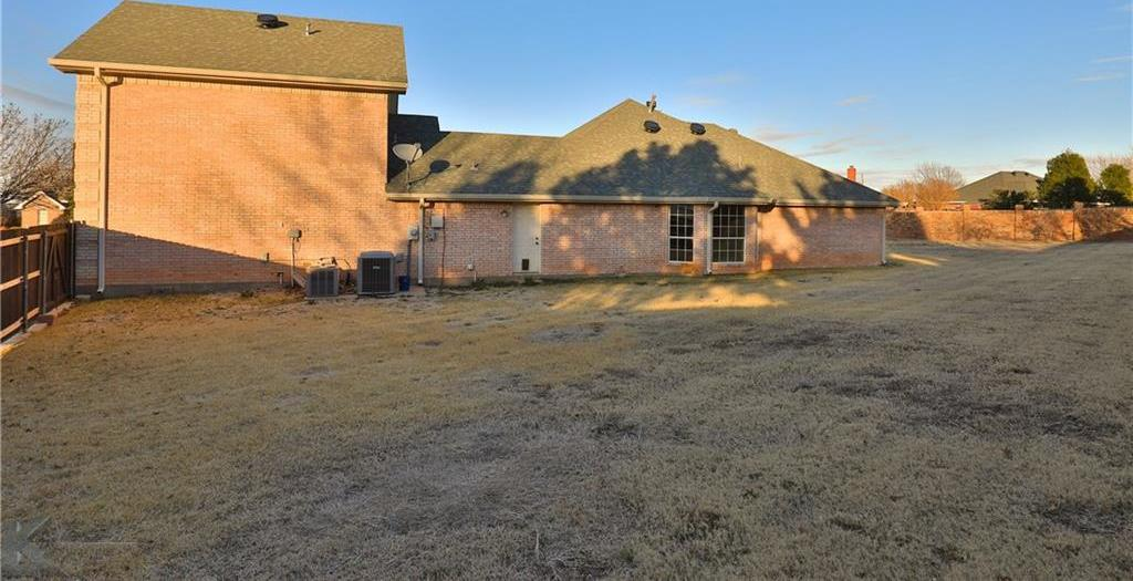 Sold Property | 4001 Cougar Way Abilene, Texas 79606 35