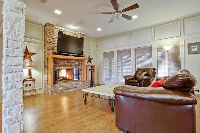 Sold Property | 206 Bellmeade Drive Garland, Texas 75040 6