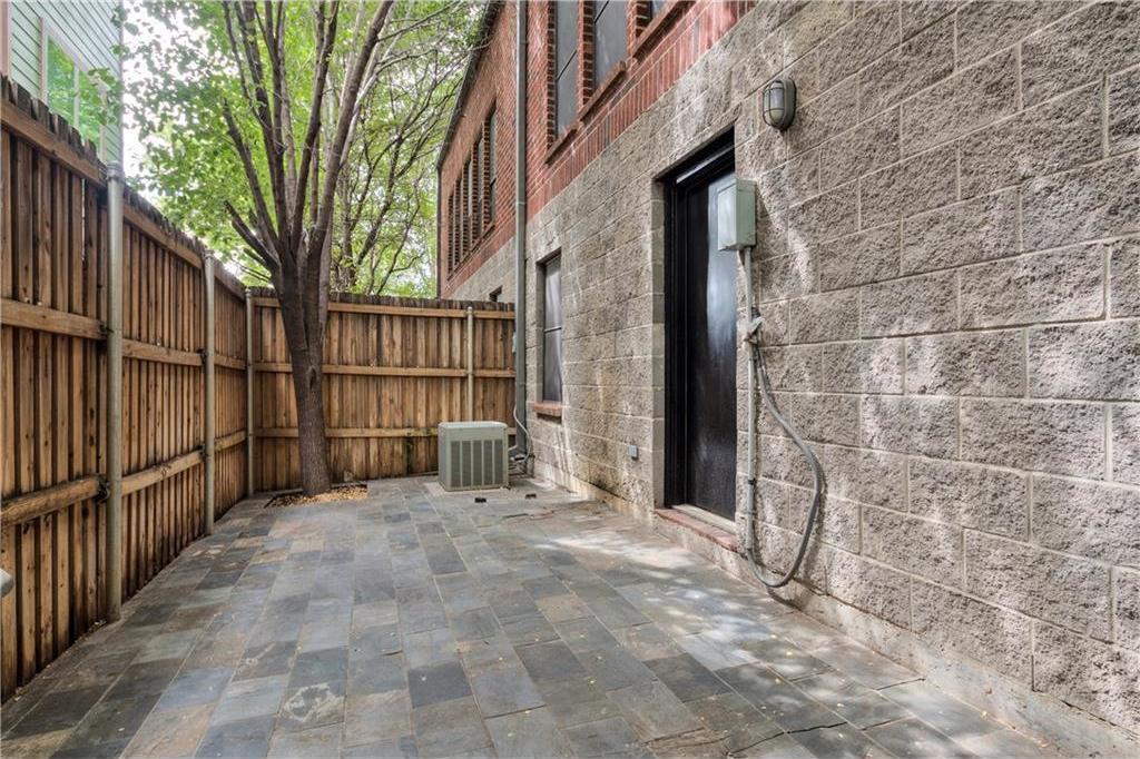 Sold Property | 5803 Ross Avenue #B Dallas, Texas 75206 20