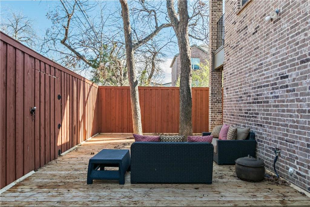 Sold Property | 2616 N Henderson Avenue Dallas, Texas 75206 29