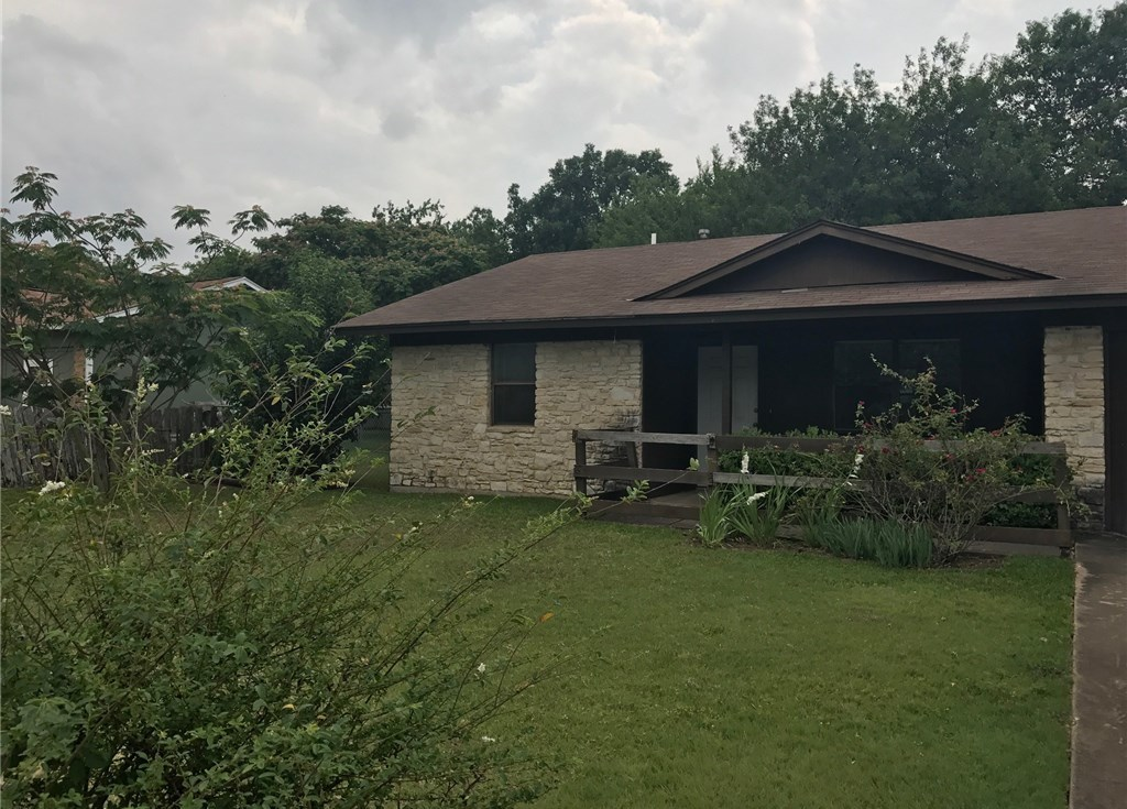 Sold Property   2202 Rifle Bend Drive Georgetown, TX 78626 1
