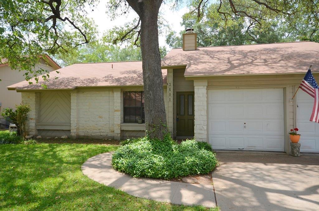 Closed | 3601 Lovage Drive Austin, TX 78727 1