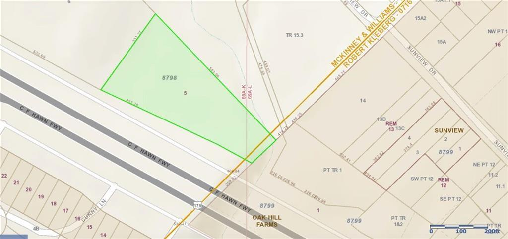 Sold Property | 12201 C F Hawn 0