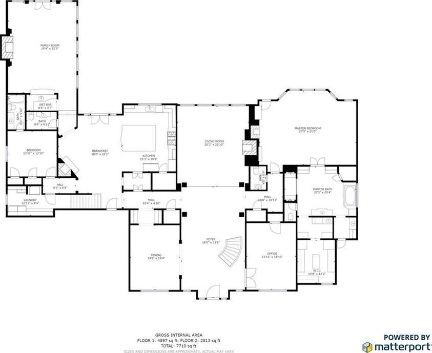 Sold Property | 17719 Cedar Creek Canyon Drive Dallas, Texas 75252 29
