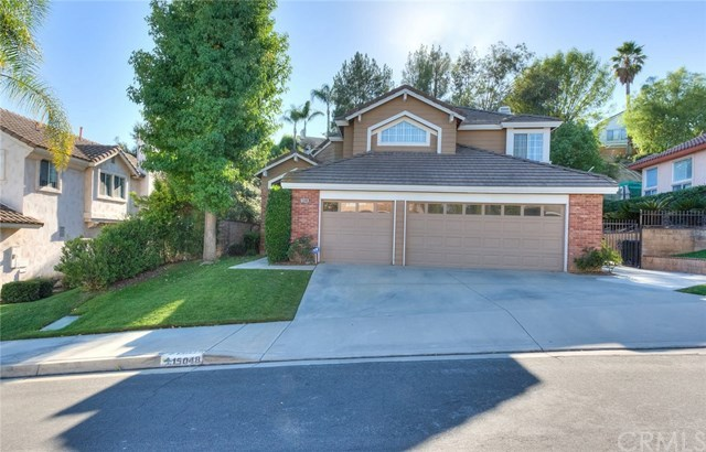 Closed | 15048 Calle La Paloma  Chino Hills, CA 91709 1