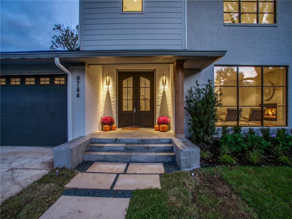 Sold Property | 9744 Van Dyke Road Dallas, Texas 75218 1