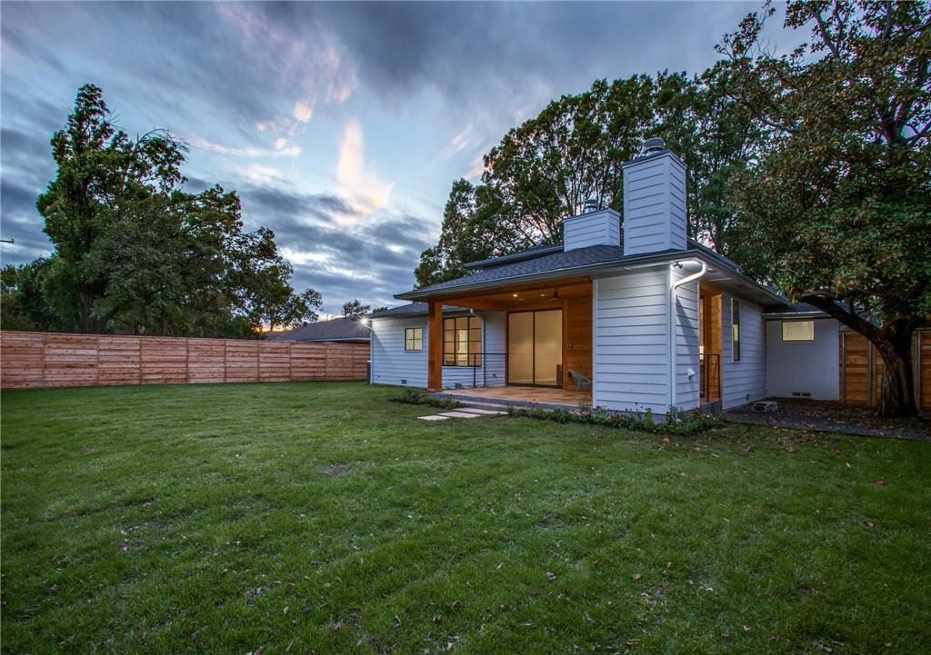 Sold Property | 9744 Van Dyke Road Dallas, Texas 75218 29